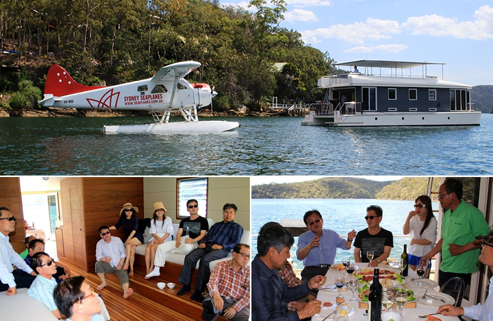 Australia-Korea Political and Business Forum Day Out