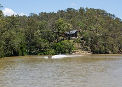 nice-house-and-ski-boat