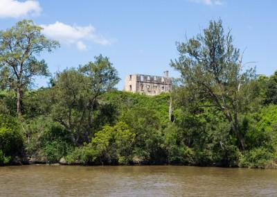 Ruin o the Hawkesbury River